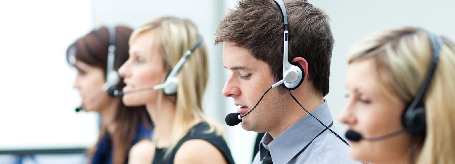 Free call back center